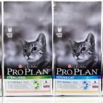 Сухой корм для кошек проплан (Pro-Plan) — отзыв по результатам кормления трех кошек