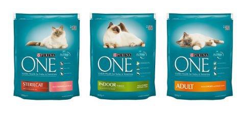 Описание всех кормов для кошек от Purina