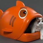 Как выбрать биотуалет для кошек, достоинства и недостатки закрытого лотка