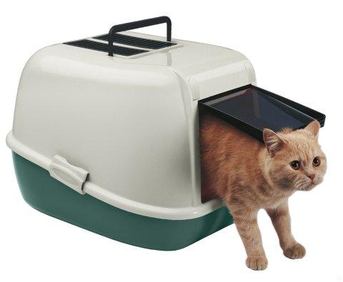 Лоток для кошки закрытый